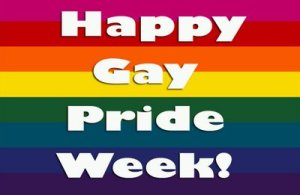Happy Gay Pride!